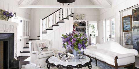 A Chic California Beach House
