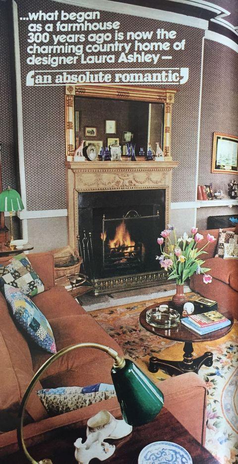 Laura Ashley S 1976 Home Seventies Home Decor