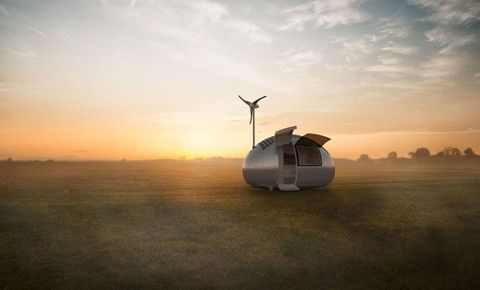 These Tiny Homes Will Convince You to Go Off the Grid
