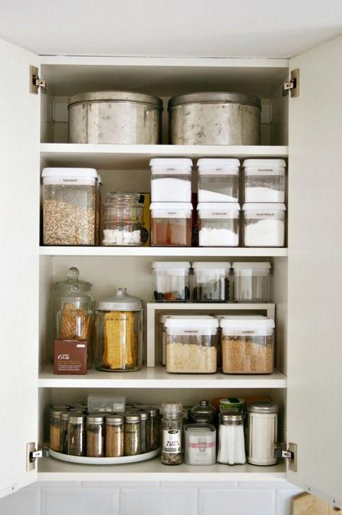 Fresh Kitchen Organizing Ideas Exterior