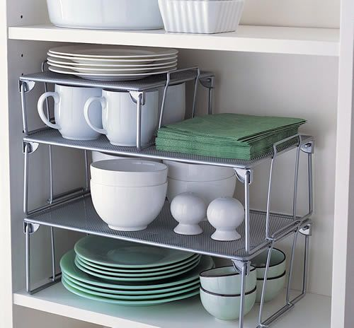 Organizing Kitchen Cabinets - Storage Tips & Ideas for Cabinets