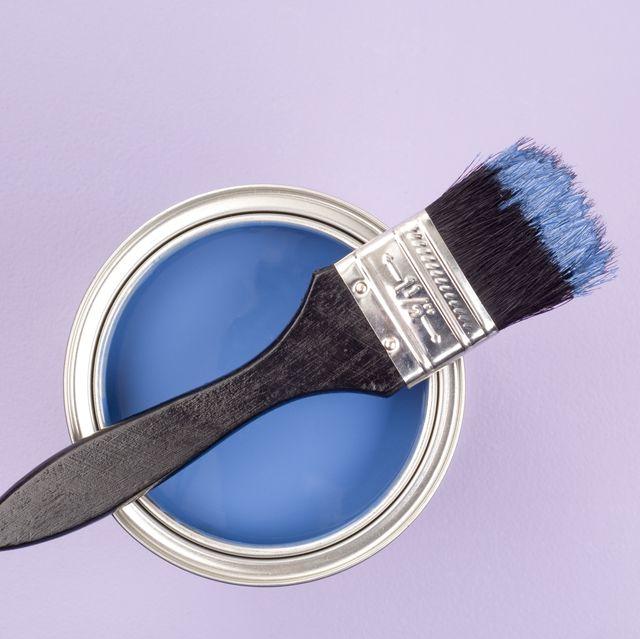 Paint Brush Paint Can