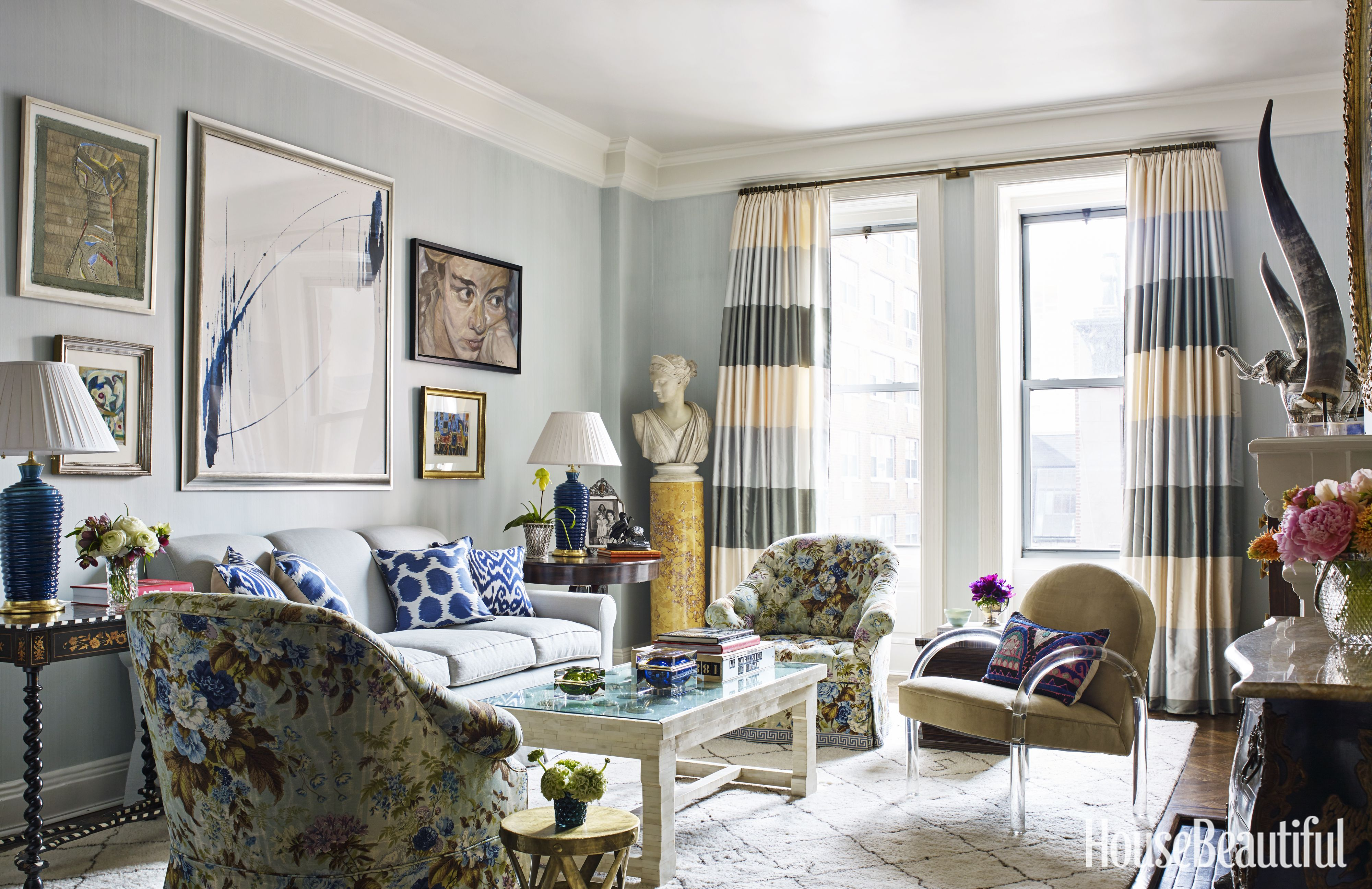 How Bunny Williams Creates Homes That Are As Functional And Comfortable As They Are Beautiful