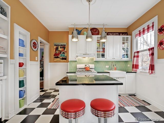This Victorian Home Is A Rainbow of Happy Hues