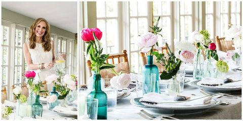 Elegance Meets Effortless at This Summer Garden Party