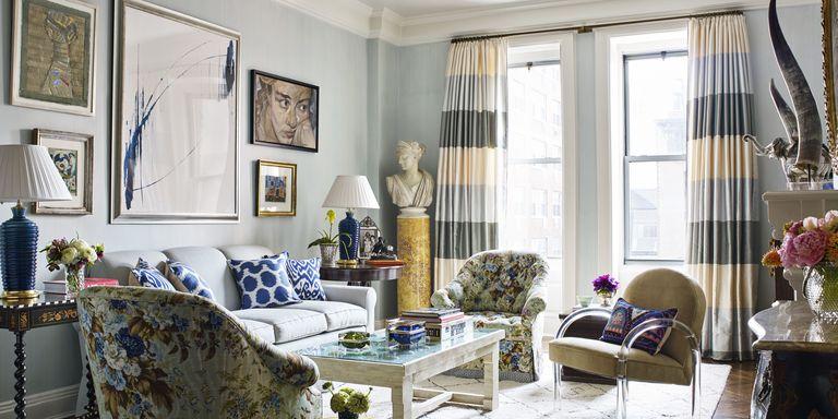 Bunny Williams And John Rosselli Interior Design Tips