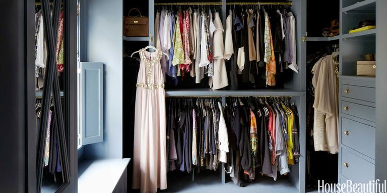 A tidy, well-kept closet is the best: Not only do mornings run more  smoothly, but all of a sudden your outfit options seem limitless.
