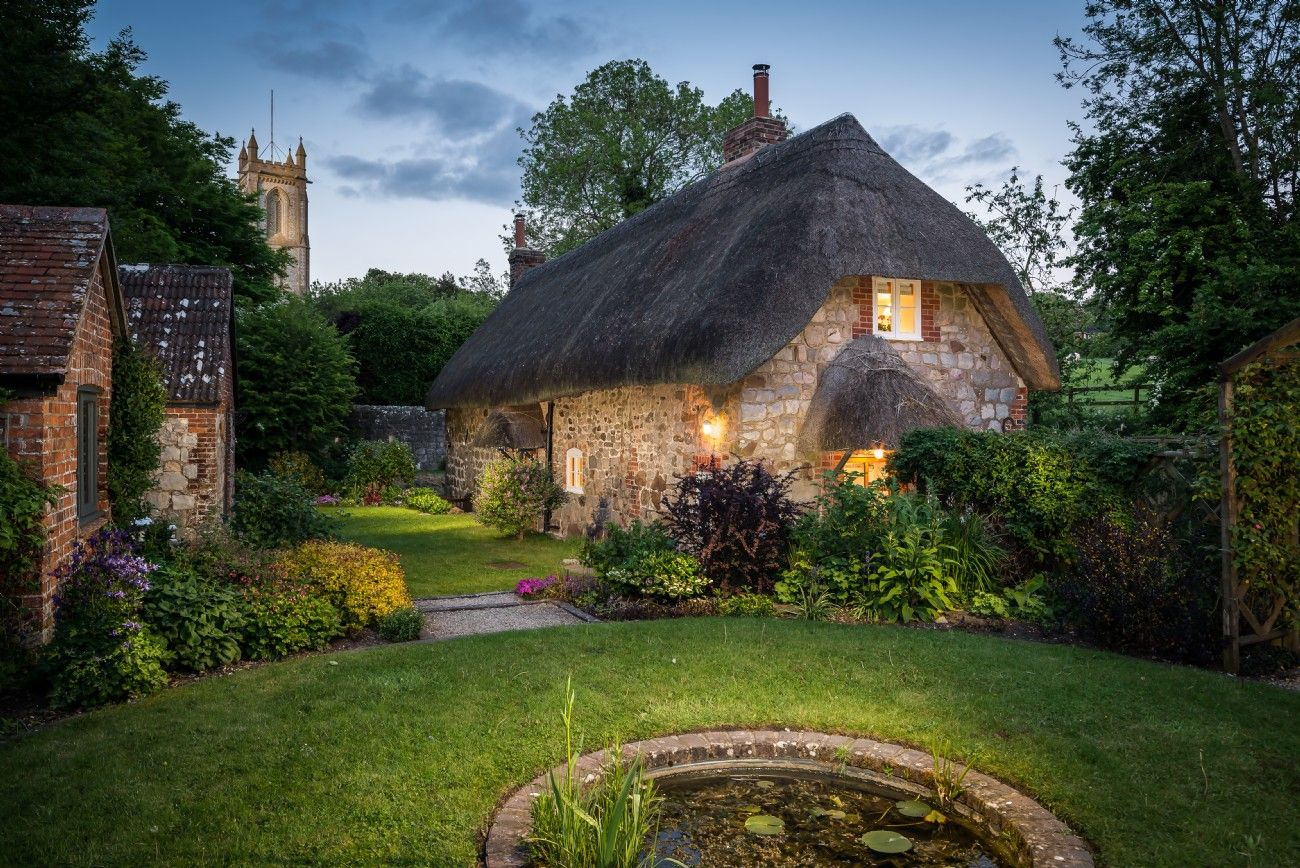 Storybook English Cottage