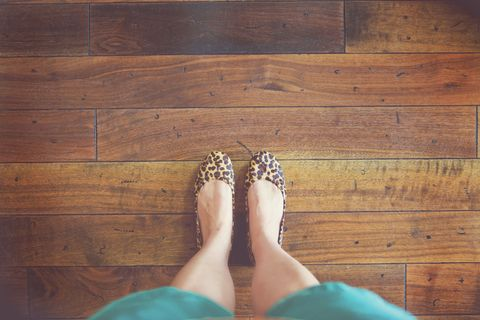 8 Ways You're Ruining Your Wood Floors