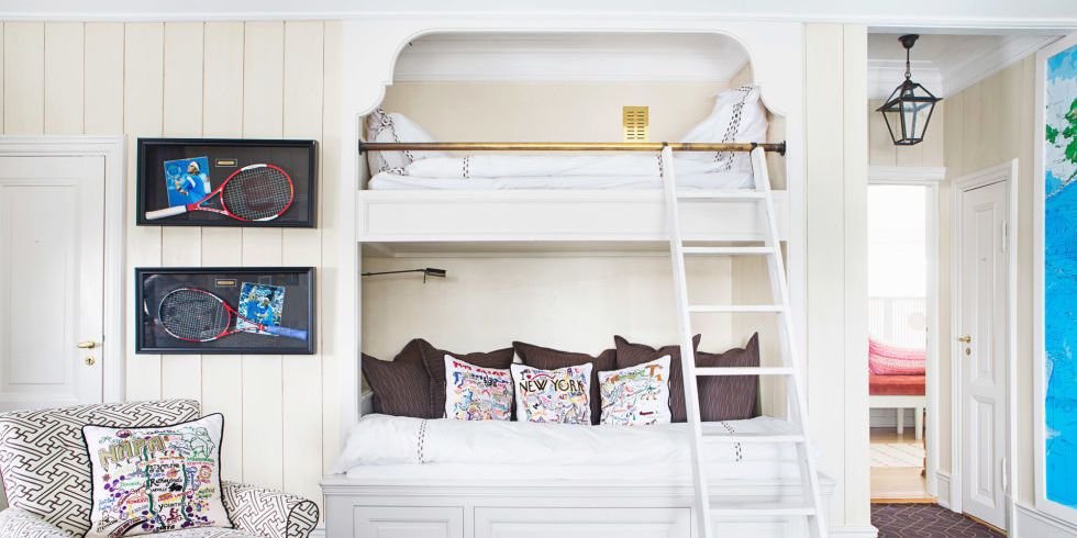 The 16 Coolest Bunk Bed Ideas for Kids and Adults Alike
