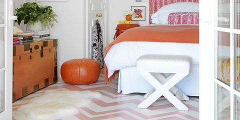11 Times Painted Floors Were Totally Worth the Risk