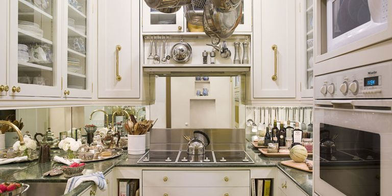 Decorated Farmhouse Kitchens