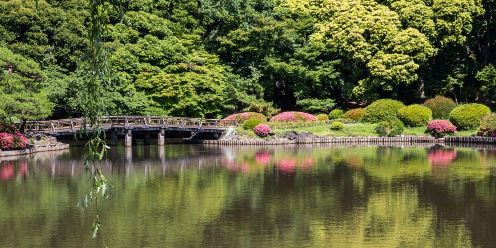 John S Lander. Each Japanese Garden ...