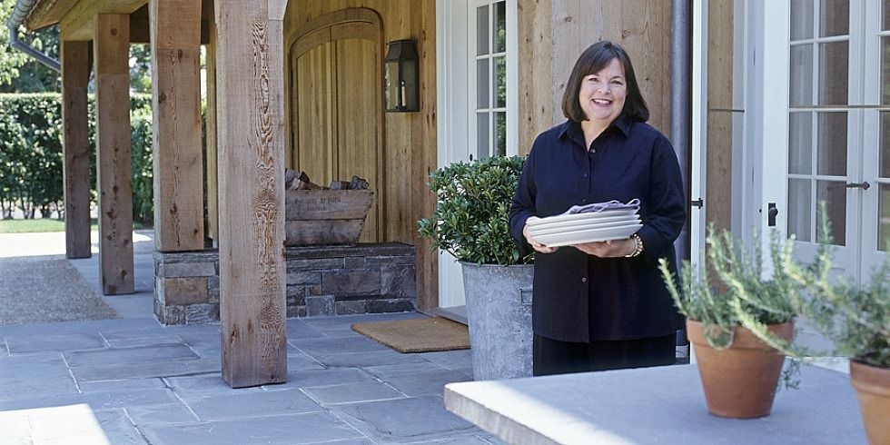 Ina Garten Takes Us On A Tour Of Her Impressive Entertaining Space In The  Hamptons.