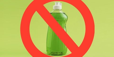 5 Places You Should NEVER Use Dish Soap