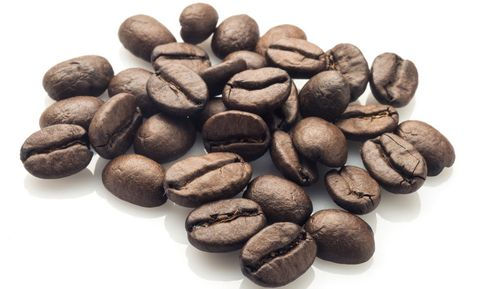 "Leaving coffee beans or grounds in the fridge will make them lose their flavor and even take on the flavor of foods around them. Store large quantities in the <a href=""/home/organizing-cleaning/tips/g12/january-organizing-cleaning-tips-goodhousekeeping/"">freezer</a>, and smaller amounts in a cool, dark place."