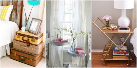 Bedside Alternative Tables