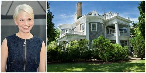 8 Things We Wouldn't Dare Change in Michelle Williams' Vintage Mansion
