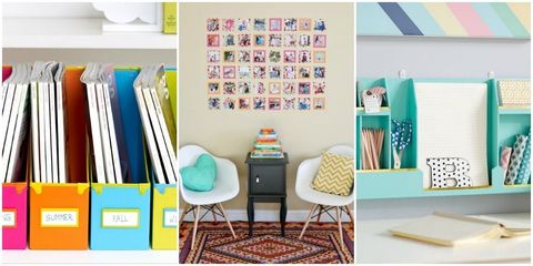 Dorm Room Decorating Ideas - College Dorm Decor and Design