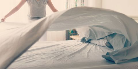 6 Mistakes You Make When Making Your Bed