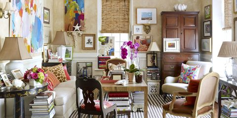 This 250-Year-Old Cottage Is Bursting With Eclectic Style