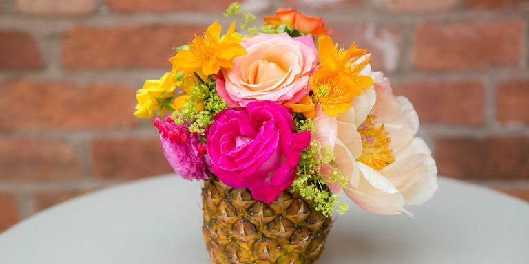 Blooms And Berries Or Citrus Melon Were Totally Made For Each Other