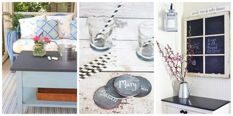 10 Subtle Ways to Use Chalkboard Paint All Over the House