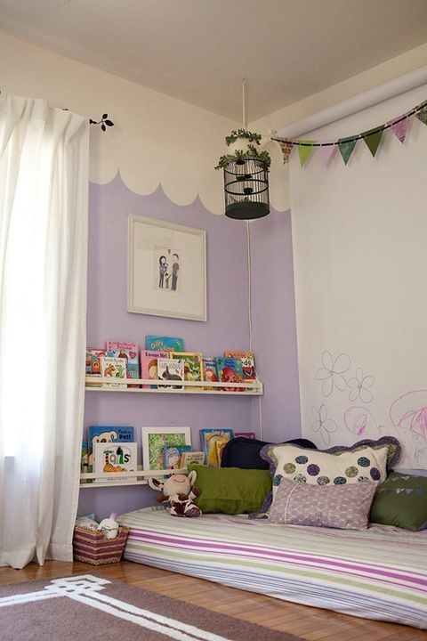 Paint Ideas For Bedrooms With Tray Ceiling: 11 Best Kids Room Paint Colors