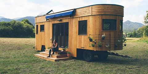 5 Small-Space Ideas to Steal From This Cool Caravan