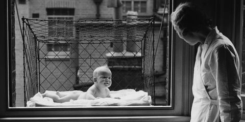 The Intriguing History of 1930s Baby Cages