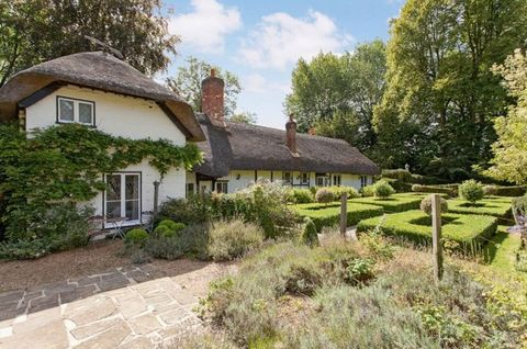 This Sweet English Cottage Has a Literary Past