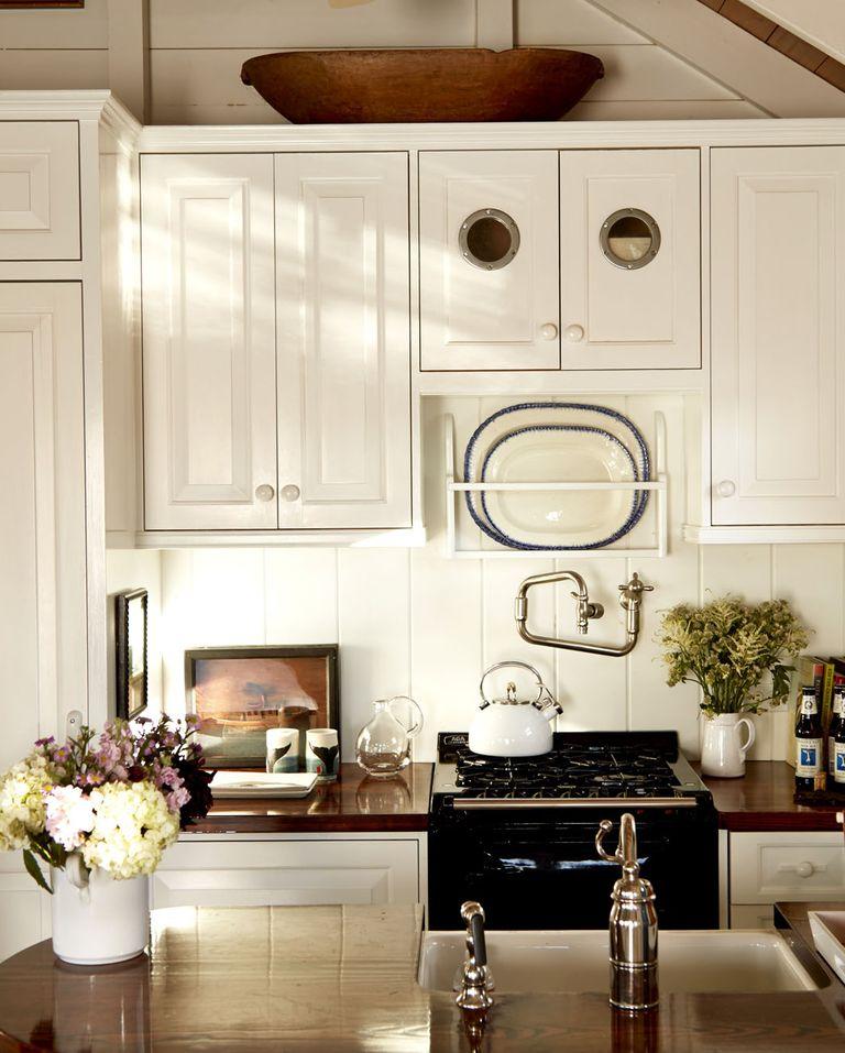 Creative Ideas For Kitchen Cabinets: Kitchen Cabinet Design Ideas