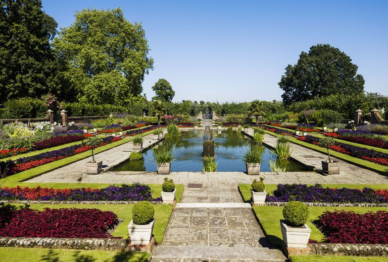 Resultado de imagem para kensington gardens