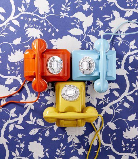 custom color phones
