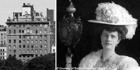 A Look Back at New York City's First Penthouse