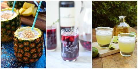 What Your Favorite Summer Cocktail Says About You