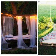 outdoor bedrooms