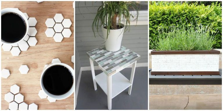 Crafts with leftover tile diy tile projects if youre stuck with a few stragglers after a renovation get creative solutioingenieria Choice Image