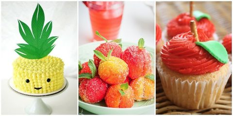 8 Super-Cute Desserts Disguised as Fruit