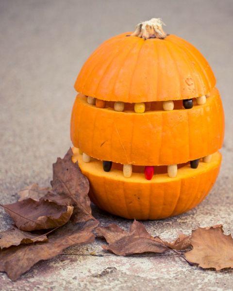 Tiered Pumpkin
