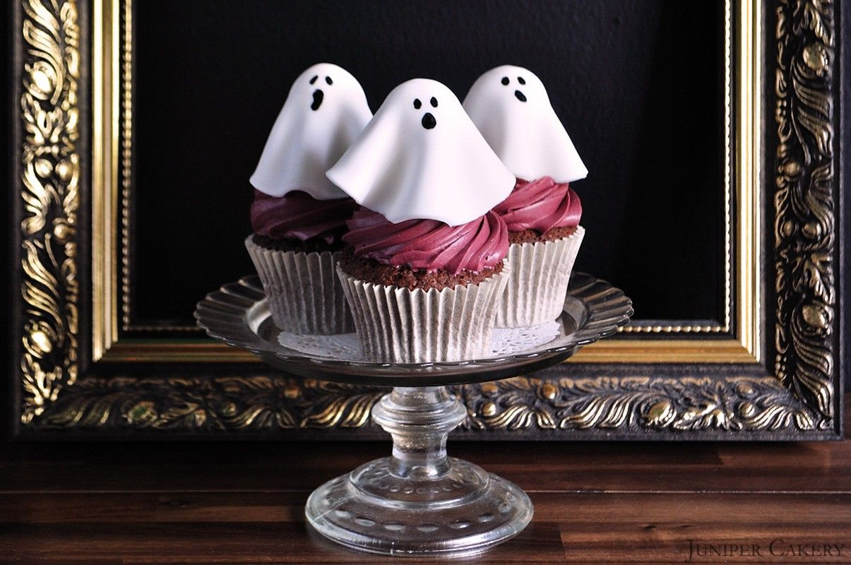24 Cute Halloween Cupcakes Decorating Ideas and Recipes for