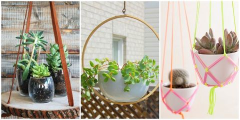 10 Hanging Planters to Perk Up an Empty Corner
