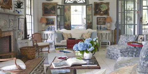 Souther Living Room