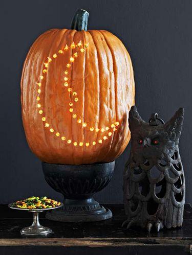 Crescent Moon pumpkin