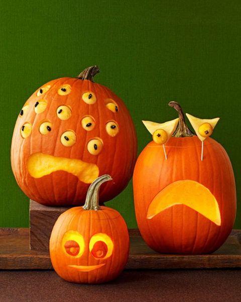 melon monster pumpkins