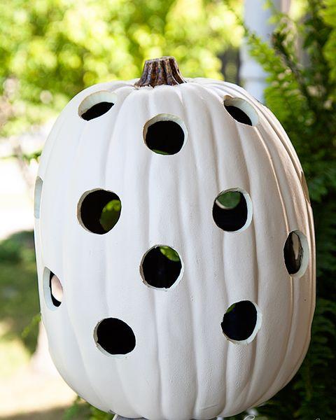 Polka Dotted Carve
