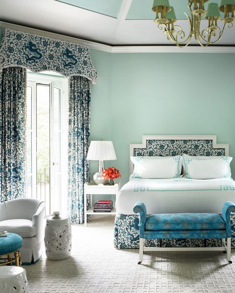 26 Best Blue Rooms - Decor Ideas for Light and Dark Blue Rooms