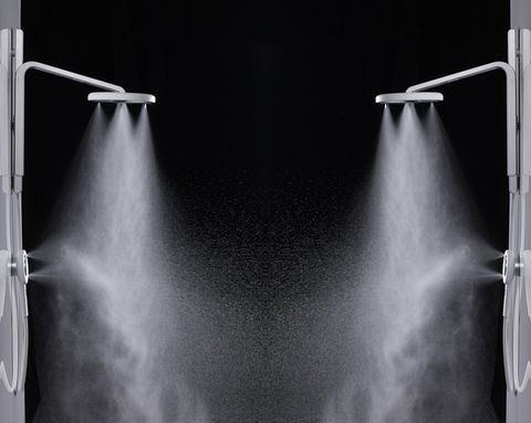 This Crazy Showerhead Saves You Water—Without Cutting Down Your Shower Time