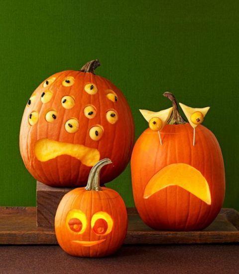 Cool pumpkin carving designs creative ideas for jack o lanterns