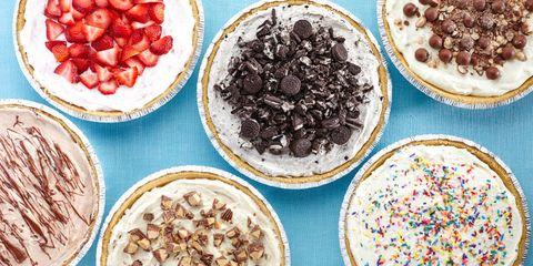 6 So-Simple, No-Bake Cheesecakes